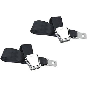 Mirone Adjustable Airplane Seat Belt Extender E-9 Safety Certified T/&HI-B074XK25FJ 7-32 Inch