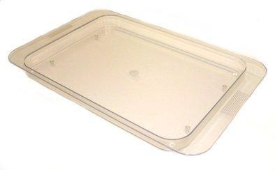 Tablett f. Rollator, transparent (Rolko), Zubehör für Rollatoren
