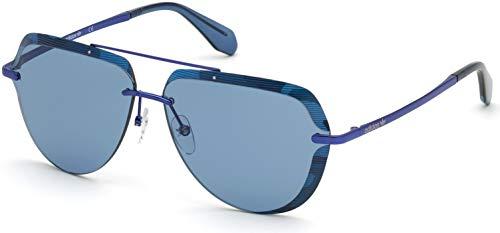 adidas Hombre gafas de sol OR0018, 90V, 63