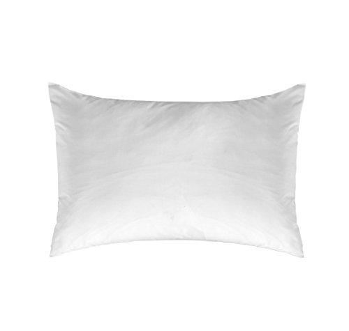 Funda de Almohada, color Blanco Naturals, 45 x 90 cm