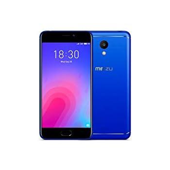 Smartphone Meizu M6 16GB Azul: Amazon.es: Electrónica