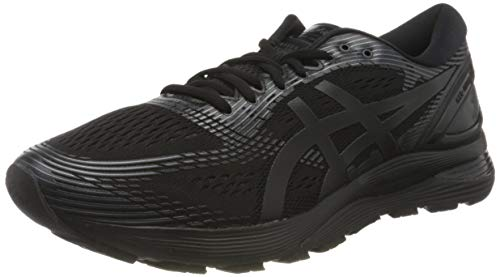 ASICS Gel-nimbus 21 Men's Sneaker, Black (Black/Black 004), 7 UK (41.5 EU)