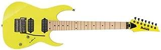 Ibanez Prestige RG752 Meters 7-String - Desert Sun Yellow