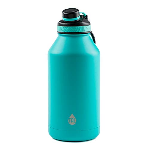 TAL Teal 64oz Double Wall Vacuum Insulated Stainless Steel Ranger Pro Water Bottle