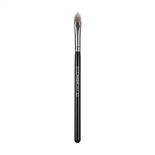 3VE # 22Pincel a pluma gráfica–Excelente para aplicación de ojos oscuros y para crear suaves Sfumature Nella Piega del ojo