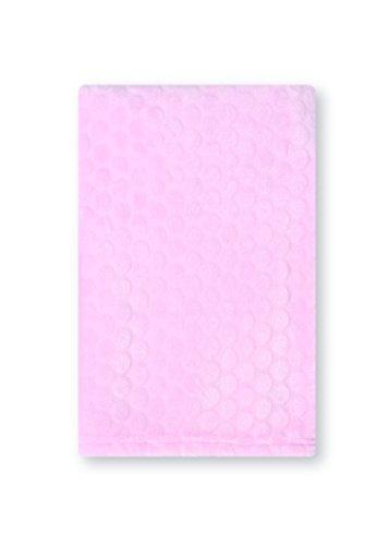 Petite stars 64532004 - Manta, diseño stars, 80 x 110 cm, color rosa