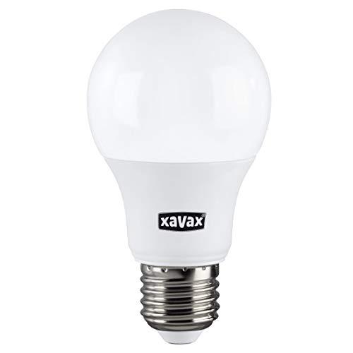 Xavax 00112642 LED, E27, 806lm Glühlampe. 60 W, Warmweiß