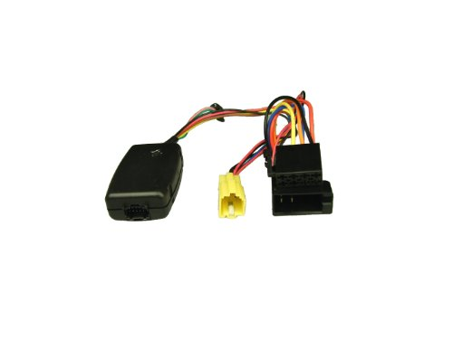 Celsus ASC2652 - Cable Adaptador para controlar la Radio Desde el Volante para Renault