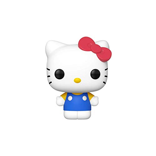Funko Pop Figura De Vinil Sanrio: Hello Kitty - HK (Classic) Multicolor, Talla unica