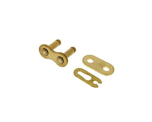Unbekannt Clip Kettenschloss KMC gold 428