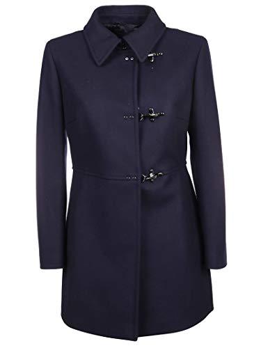 Fay Luxury Fashion Damen NAW50394030RCPU807 Blau Polyamid Mantel   Herbst Winter 19