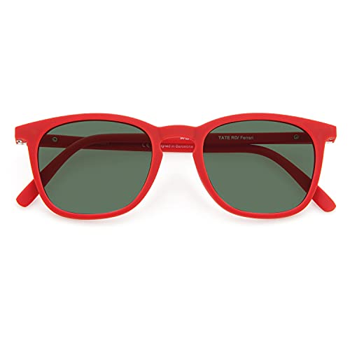 DIDINSKY Gafas de Sol Polarizadas para Hombre y Mujer. Tacto Goma, Lentes Antireflejantes con Protección UV y Visión Ultra Nítida. 8 Colores - TATESUN