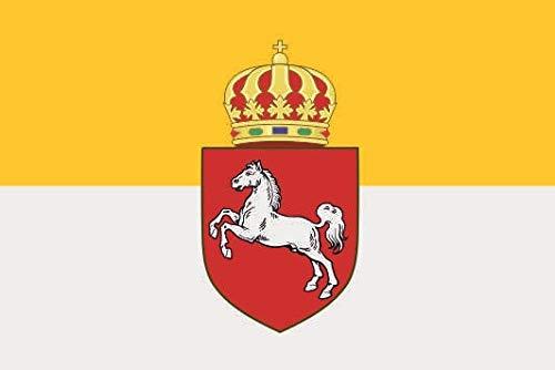 U24 Fahne Flagge Hannover Königreich 90 x 150 cm