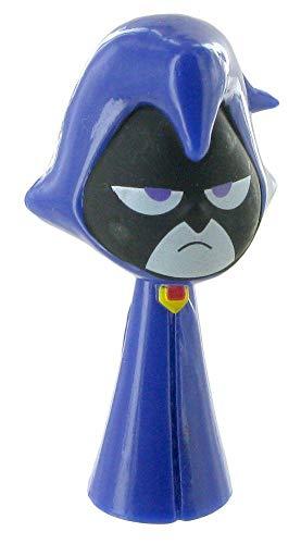 Comansi Figura Raven de Teen Titans Go (99796), Multicolor, 6 cm (1)