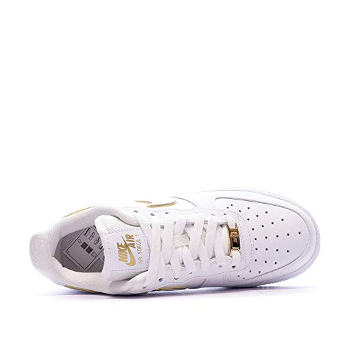 Buy air force 1 bianche e oro cheap online