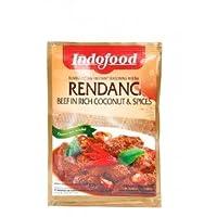 Indofood RENDANG インドネシア風牛肉のココナッツミルク煮込み 3袋セット