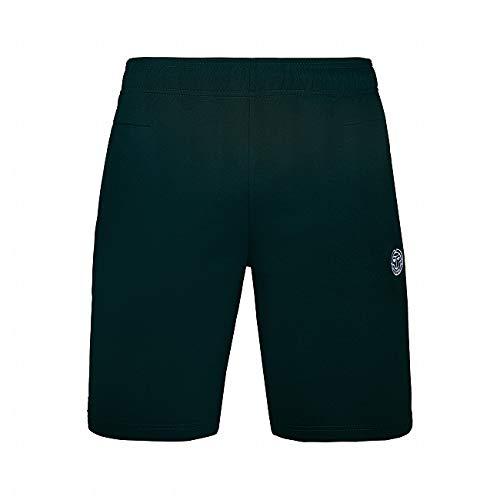 BIDI BADU M31027202-DGN-XL Pantalones Cortos, Verde, XL Hombre