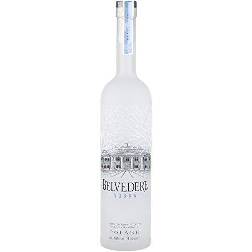 Belvedere Pure Vodka 40% 3l