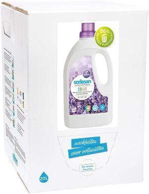Sodasan Color Waschmittel Lavendel 20l