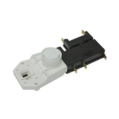 Bauknecht 481990500375 - Interruptor para puerta de lavadora Whirlpool