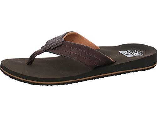 Reef Men's RF0A3YKZ Sandal, Brown, 10