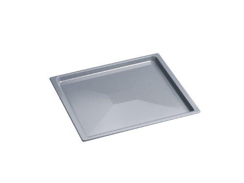 Miele HBB 60 grau Backblech für Herde / Backöfen / PerfectClean veredelt / Besonders leichte Reinigung