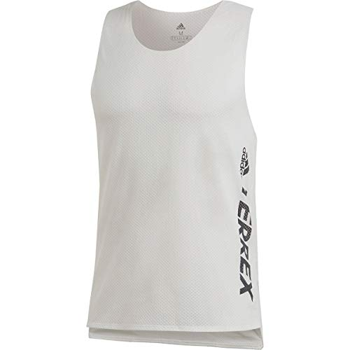 adidas Agr Singlet Camiseta De Tirantes, Hombre, nondye, M