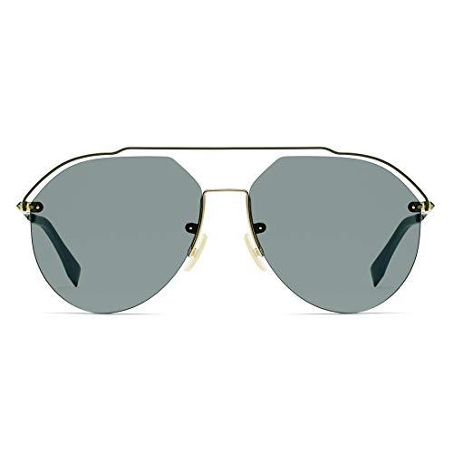 Fendi occhiale da sole Uomo montatura metallo mod.FF M 0031/s J5G07