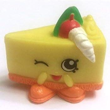 Shopkins 2014 Figures - Cheese Kate # 043 Sea | Shopkin.Toys - Image 1