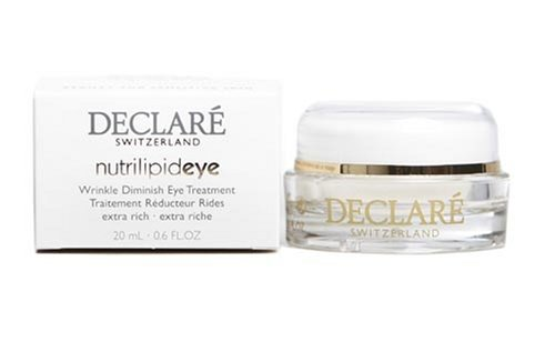Declaré Nutrilipid femme/women Wrinkle Diminish Eye Treatment, 20 ml