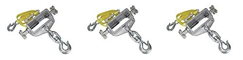 Vestil S-FORK-4 6-SL Single Cash special price Fork Latch Hook and Hoisting Weekly update Swivel