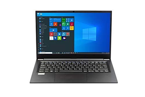 14' Clevo Notebook Computer Laptop, Intel Celeron Quad Core N4120, (1920 x 1080) 128SSD M2, 8 GB DDR4 RAM, Full HD, HDMI, Win 10 Pro, Webcam, WIFI, Lightweight Sleek Metal Casing