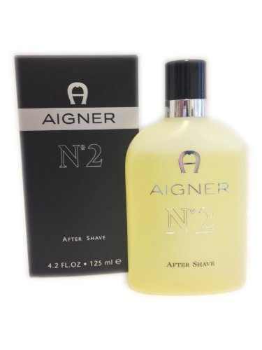 Aigner No.2 After Shave 125 ml Reiseflasche