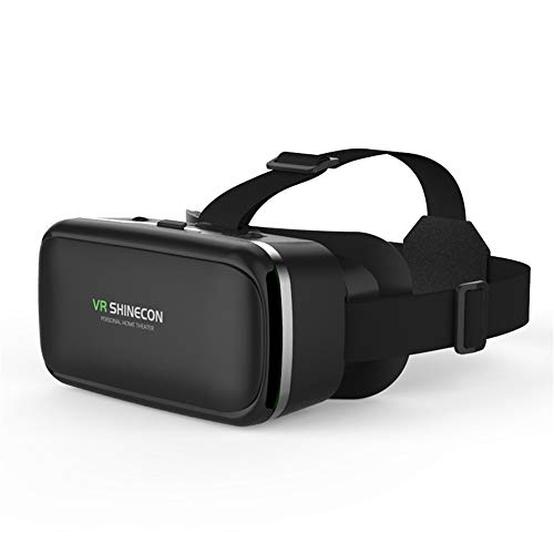 Lowest Price! CLX Virtual Reality Headset,3D VR Glasses,Virtual Reality Box,VR Headset for 3D Movies...
