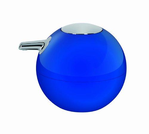 Spirella Seifenspender Bowl Flüssigseifen-Spender Fassungsvermögen 250ml - Blau