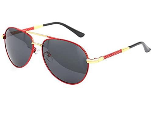 Gafas de sol de aviador para mujer, polarizadas para conducir, gafas de sol unisex