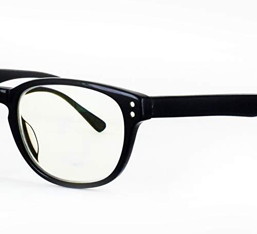 Blaulichtfilter Brillengläser in individueller Sehstärke - Gaming - Cleardrive + leicht dünner geschliffen aus Kunststoff, vollentspiegelt, Lotuseffekt mit UV-Schutz * Blockieren von UV-Kopfschmerz