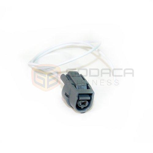 1x Connector 1-way for Temperature Sensor 90980-11428