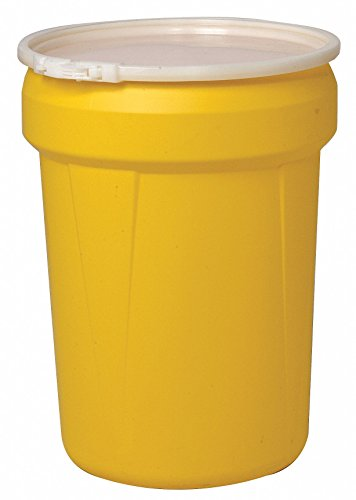 25 gallon bucket with lid - 8