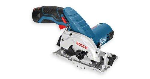 Bosch Professional 06016A1000 10,8 V accu-handcirkelzaag Bosch GKS 10,8 V-Li, zwart, blauw
