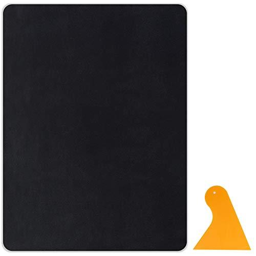 Leder Patch Kit Selbstklebende Lederflicken, 1er Leder Flicken Reparaturset Aufkleber Patch Repair Lederreparatur Set Leder, Vinyl & Kunstleder Reparieren Kit Für Autositze Jacke Sofa Couch Rucksack
