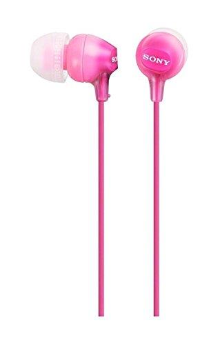 Sony MDREX15LP/P In-Ear-Kopfhörer, Rosa