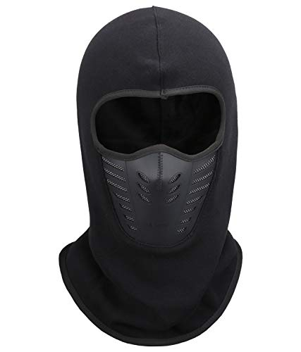 Fantastic Zone Fleece Ninja Face Shield