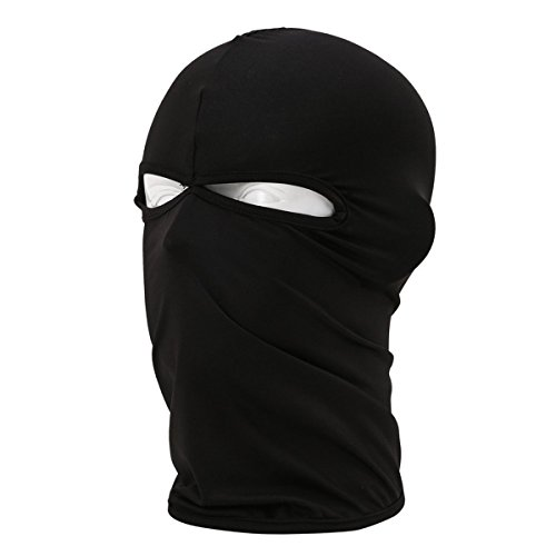 AiJump Balaclava Máscara Protector Cara y Cuello Pasamontaña Anti UV A Prueba de Viento Frío para Montaña Ciclismo Motociclismo