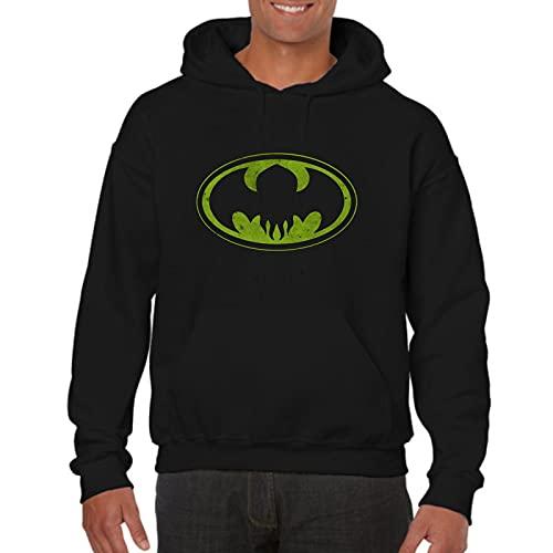 Sudadera de Hombre Batman Robin Joker Pingüino DC Comic 043 3XL