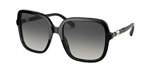Gafas de Sol Bvlgari SERPENTEYES BV 8228B Shiny Black/Grey Shaded 57/19/140 mujer