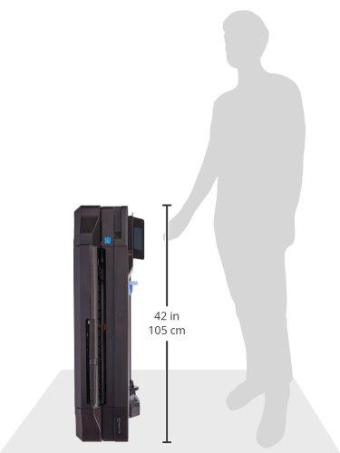 HP Designjet T520 - Impresora de gran formato (9.1 m/p, 11.4 m/p ...