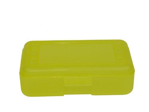 Romanoff Products Pencil Box, Lemon