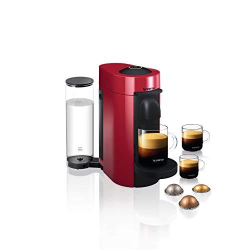 De'Longhi Nespresso Vertuo ENV 150.R Machine à café à capsules 1,1 L rouge