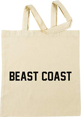 Vendax Beast Coast - Its Always Sunny In Philadelphia Beige Einkaufstasche